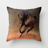 Pride Throw Pillow by Robin Curtiss