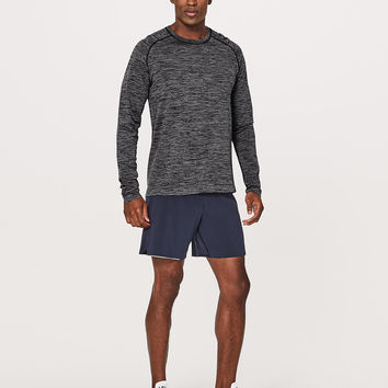 Metal Vent Tech Long Sleeve *Wool | Men's Running Tops | lululemon athletica