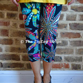 Happiness Capri Leggings