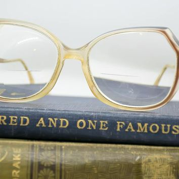 1970s Womens Glasses - Boho Glasses - Optical Frames - Ladies Eyeglasses - 70s Glasses - Hipster Glasses - Gift For Her - Mom Gift