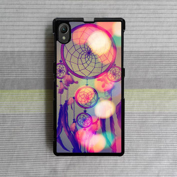Sony Xperia Z case , Sony Xperia Z1 case , Sony Xperia Z2 case , Dream catcher