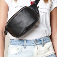 LA Hearts Faux Leather Fanny Pack at PacSun.com