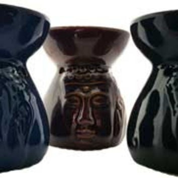 Buddha Ceramic Oil Diffusers (set of 3)