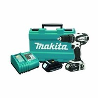 Makita LXPH01CW 18-Volt Compact Lithium Ion Cordless 1/2-Inch Hammer Driver Drill Kit - The Power Hand Tools Review