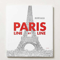 Anthropologie - Paris: Line by Line
