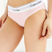 Calvin Klein Valentines Rose Knickers - Urban Outfitters