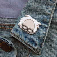 Bernie Sanders Pin | Bernie Sanders | Pin | Flair | Lapel Pin | Brooch | 3D Printed