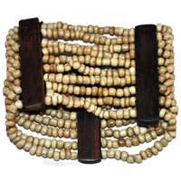 Natural Elements Stretch Bracelet on Sale for $8.99 at HippieShop.com