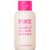 Coconut Oil Nourishing Shower Gel - PINK - Victoria's Secret