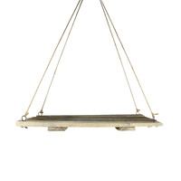 Suspended Swing Shelf