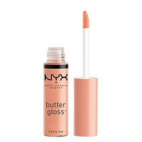 NYX Butter Gloss - Fortune Cookie - #BLG13