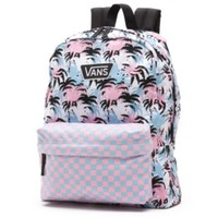 Vans Palm Camo Realm Backpack (Palm Camo)