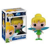 Peter Pan Tinker Bell Pop! Disney Pop! Vinyl Figure