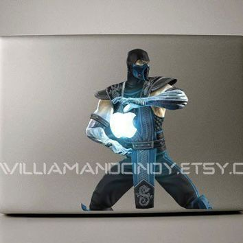 Macbook Decals  subzero by williamandcindy on Etsy