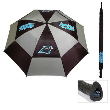 Carolina Panthers NFL 62 double canopy umbrella