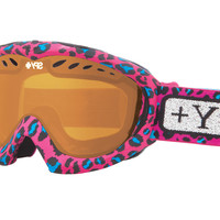 Spy - Targa Mini Wild And Free Goggles, Persimmon Lenses