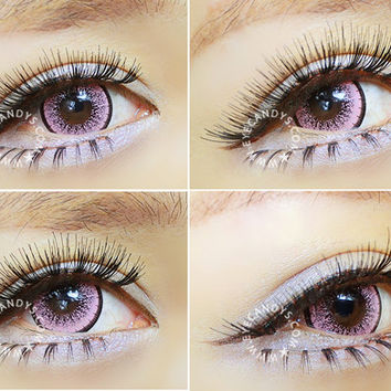 d82a7eeab80 EOS New Adult Pink Colored Contact Lenses from EyeCandy s
