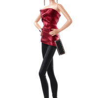 City Shine™ Barbie® Doll - Red | Barbie Collector
