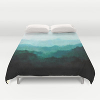 Mists No. 2 Duvet Cover by Prelude Posters