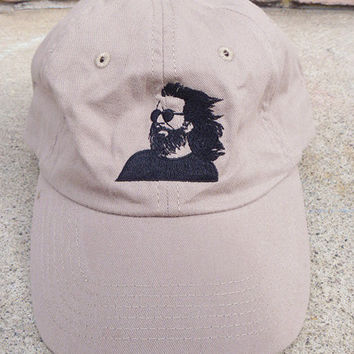 Grateful Dead Style Baseball Cap Hat Jerry Garcia  Jerry Egypt