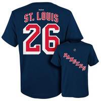 New York Rangers Martin St. Louis Tee - Boys 8-20, Size: