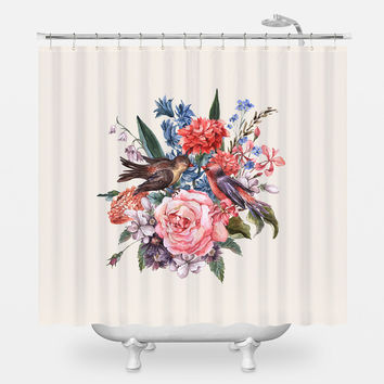 Bushel and a Peck Shower Curtain