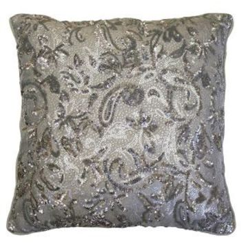 Buy Kylie Alexa Silver Cushion online today at Next: Deutschland