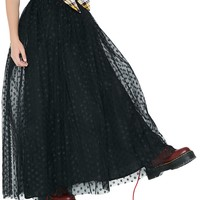 Princess Of The Night Tulle Skirt