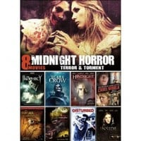 8-Film Midnight Horror Collection V.10