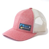 GOPRO MTN GAMES BONFIRE TRUCKER HAT