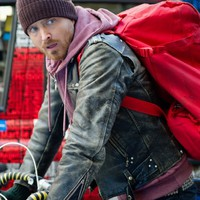 Aaron Paul A long Way Down Jacket