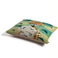Natt Portrait n 2 Pet Bed
