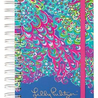 Lilly Pulitzer Medium 17-Month Agenda - Blue