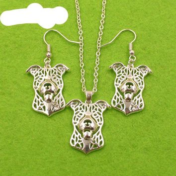 Pitbull Jewelry Sets