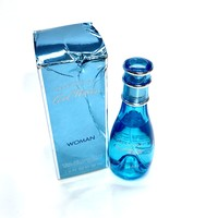 COOL WATER for Women by Davidoff EDT Spray 1.0 oz *Dented Box