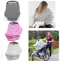 Multi-Use Stretchy Baby Car Seat Cover