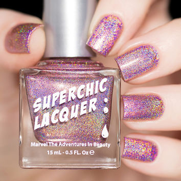SuperChic Flutter Nail Polish (Cupid's Bow Collection)