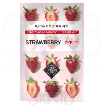 Etude House 0.2 Therapy Air Mask #Strawberry