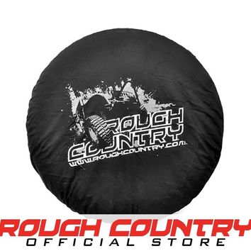 28-inch Tires Spare Tire Cover (RC Logo & Jeep)  -