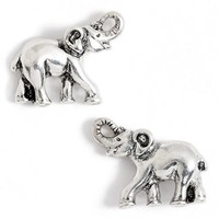 Women's Lonna & Lilly Elephant Stud Earrings