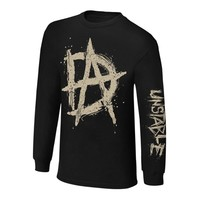 "Dean Ambrose ""Unstable"" Long Sleeve T-Shirt"