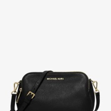 Bedford Medium Leather Crossbody | Michael Kors
