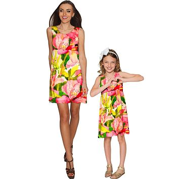 Havana Flash Sanibel Empire Waist Mommy and Me Dress