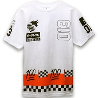 Been Trill Grand Prix Race Day T-Shirt - Mens Tee - White