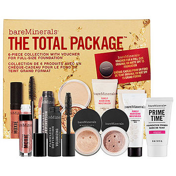 Sephora: The Total Package™ Collection : combination-sets-palettes-value-sets-makeup