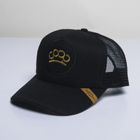 Clenched Fist - Geoff Ramsey Snapback #1