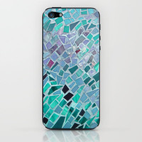 Energy Mosaic iPhone & iPod Skin by jlbrady213 & KBY | Society6