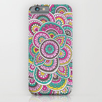 Colorful Sunrise iPhone & iPod Case by Sarah Oelerich