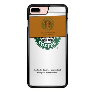 Starbucks Coffee Cup iPhone 7 Plus Case