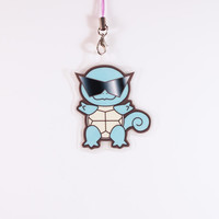 Squirtle Squad Keychain